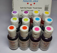 Набор красок Americolor Electric
