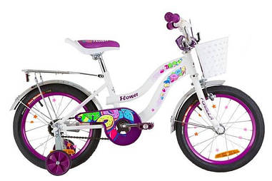 """Велосипед 16"""" Formula FLOWER  14G 2019"""