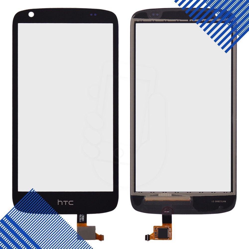 Тачскрин HTC Desire 526, на 2 сим карты, цвет черный