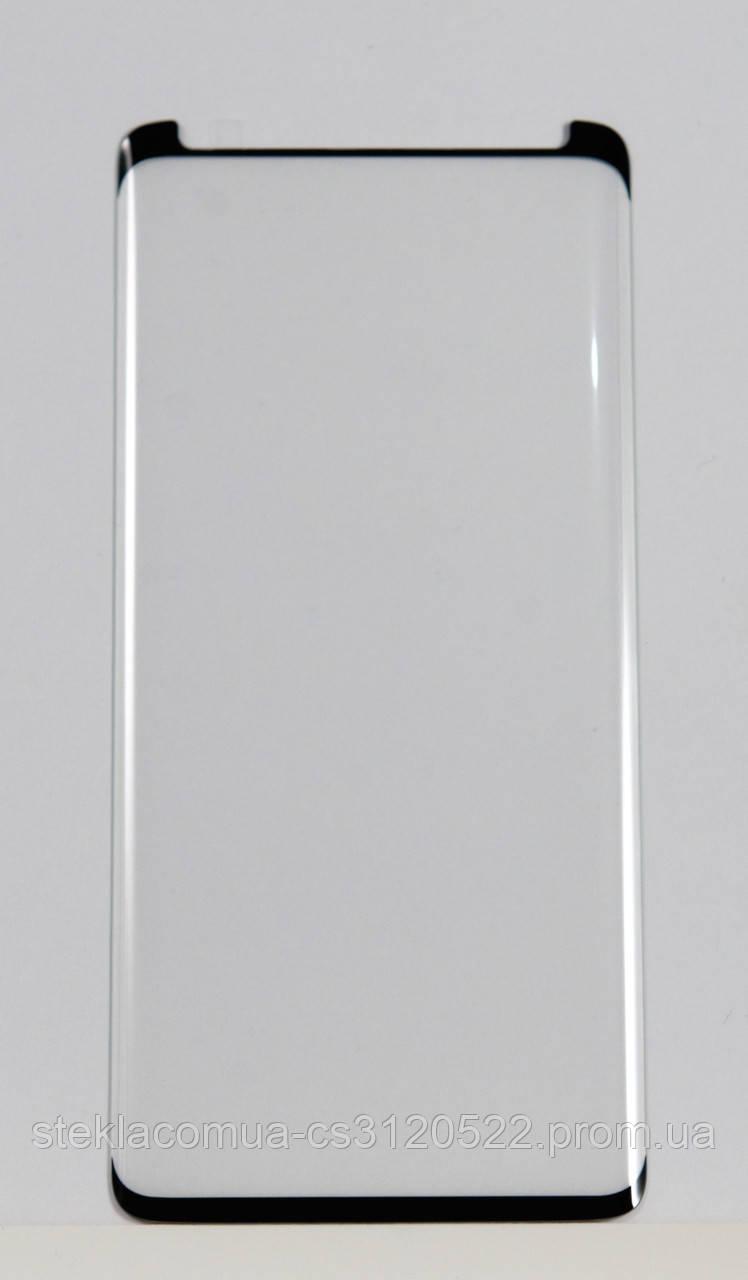 Защитное стекло 5D Samsung S9 Plus Загнутые Края