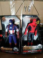 Супергерои Марвел 8 видов