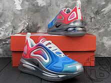 Жіночі кросівки Nike Air Max 720 Pink Sea AR9293-600, фото 3