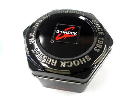 Металлическая коробка G-Shock