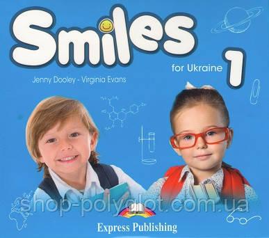 Smiles for Ukraine 1 Class Audio CDs