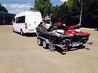 Прицеп для гидроцикла. Любим кататься, любим и ... водные мотоциклы возить!