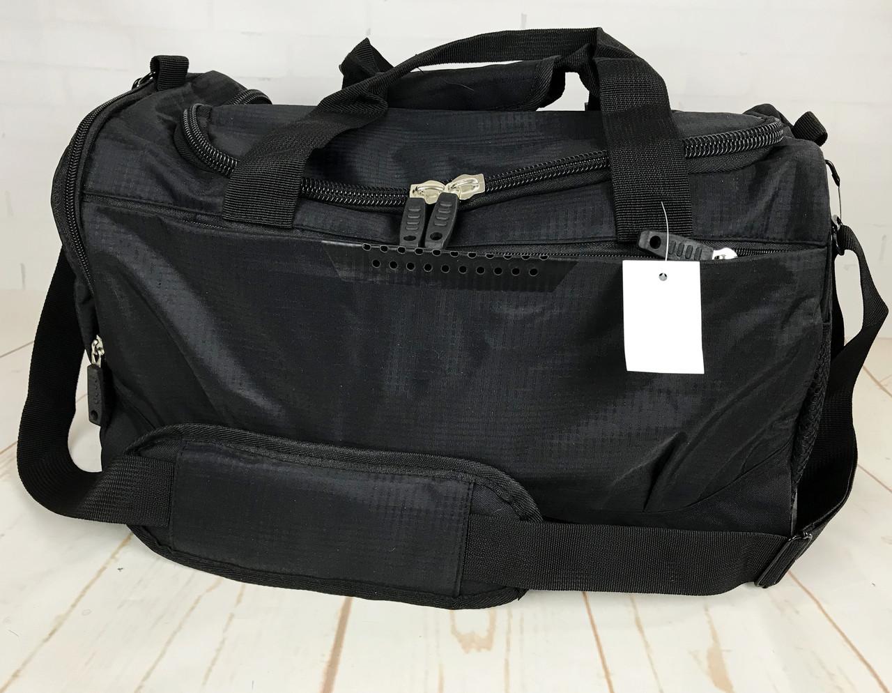 b8c5c80ecd49 Небольшая спортивная сумка без логотипа с отделом для обуви. Раз.44*26*