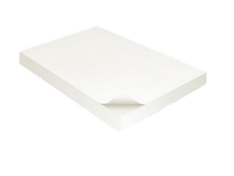Блок білого паперу 152х102х170 л.