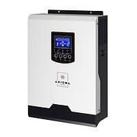 Гибридный ИБП AXIOMA Еnergy 3000ВА, 24В + ШИМ контроллер 50А, (ISPWM 3000)