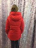 Демисезонная куртка для девочки подростка 164 см, фото 3