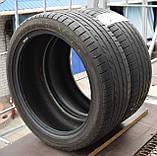 Летние шины б/у 215/45 R18 Dunlop SP Sport Maxx TT, пара, фото 4