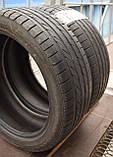 Летние шины б/у 215/45 R18 Dunlop SP Sport Maxx TT, пара, фото 5