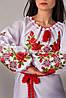 Женское вышитое платье с цветами Зоряна, фото 5