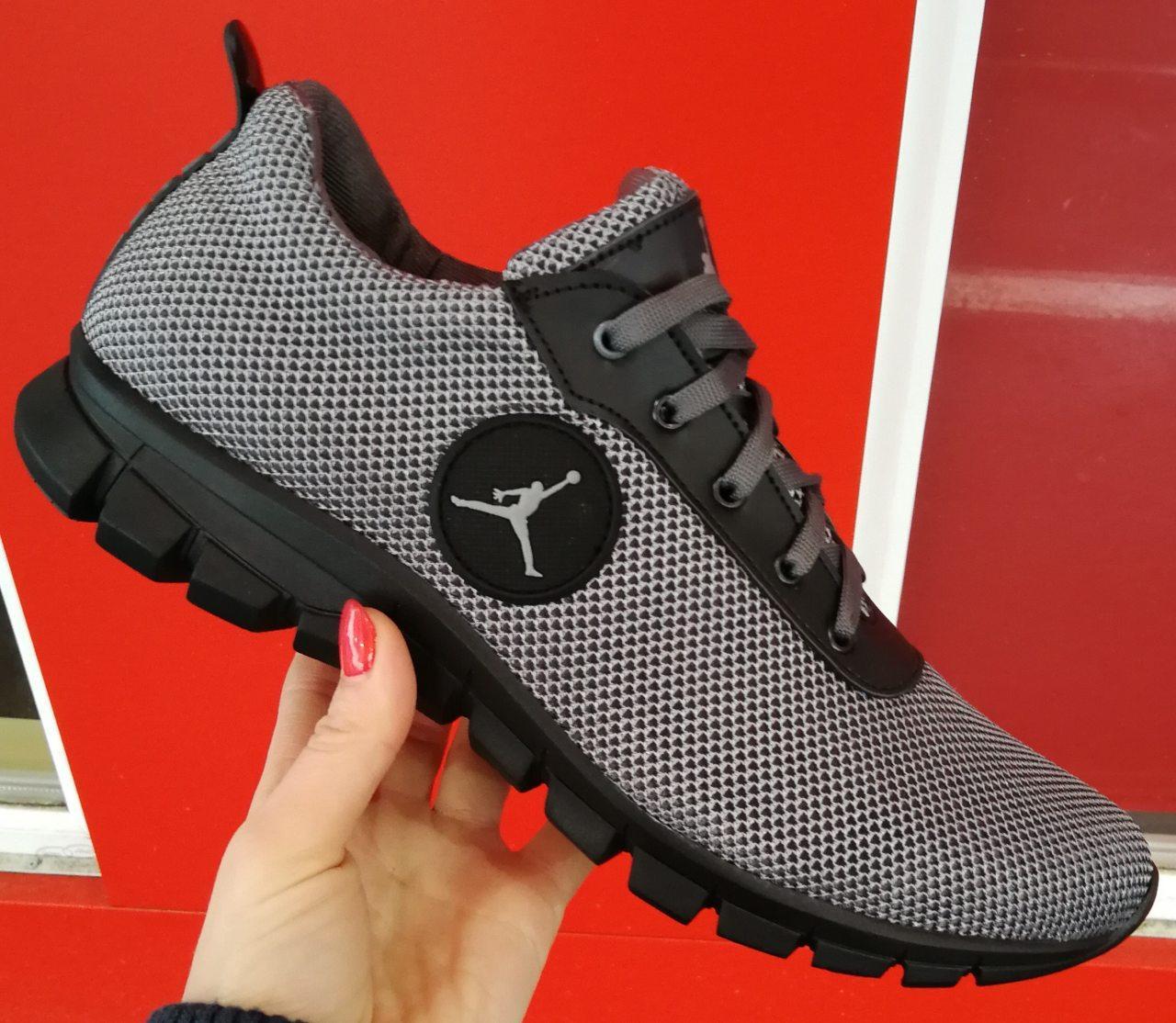 Супер новинка в стиле Jordan мужские кроссовки лето стильные