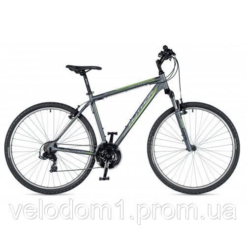 "Велосипед Author 29"" Compact 18"" серый (2019)"