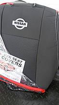 Авточехлы сидений Nissan Primera 2002-2007