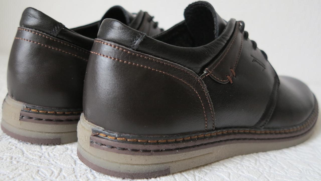 ... Tommy Hilfiger реплика мужские черно коричневые кожаные мужские casual  туфли e166cedab969c