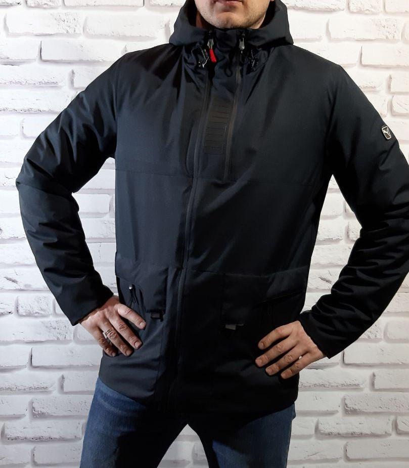 Мужская демисезонная куртка Puma Briz