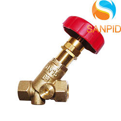 """Клапан балансувальний прохідний Herz Stromax 4117 R DN15 1/2"""" 1411761"""
