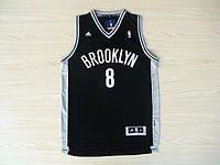 Мужская баскетбольная майка Brooklyn Nets (Deron Williams) Black, фото 1