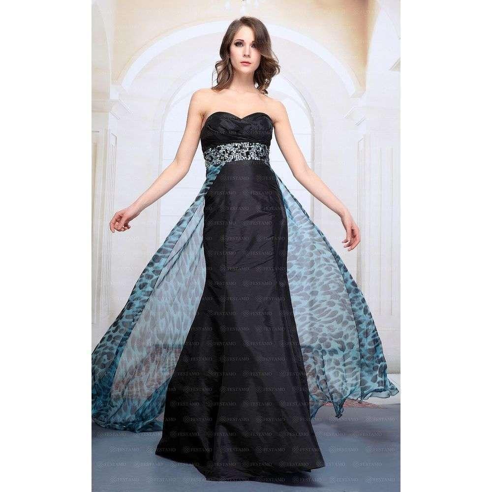 Женское платье от Festamo - мульти - Мкл-F1951-мульти
