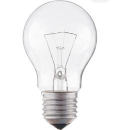 Лампа накаливания Osram E27 60Вт