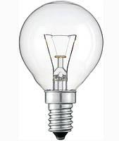 """Лампа накаливания Osram Е14 60Вт """"Мини шар"""""""