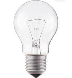 Лампа накаливания Іскра E27 75 Вт