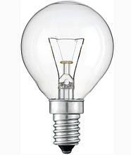 """Лампа накаливания Іскра Е14 60Вт """"Мини шар"""""""