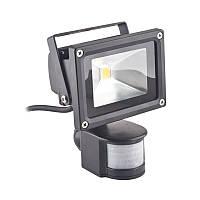 LED прожектор 10Вт с датчиком дв. 220ТМ