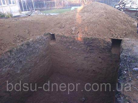 Земляные работы в Днепре вручную, фото 2