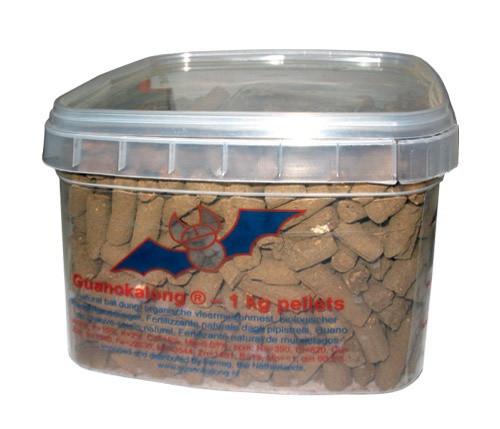 Биологическое удобрение Guanokalong, granules, 1 kg