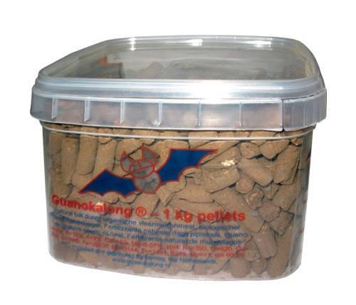 Биологическое удобрение Guanokalong, granules, 1 kg, фото 2
