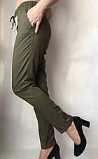 Женские летние штаны, софт №13, фото 3