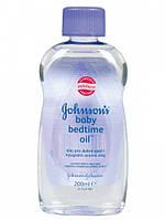 Johnson's Baby масло успокаивающее Крепкий сон, 200 мл