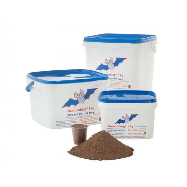 Bat Guano, 1 kg powder