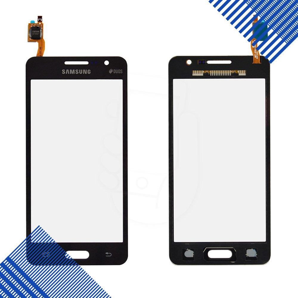 Тачскрин Samsung G530H, G531, G530F Galaxy Grand Prime, цвет черный