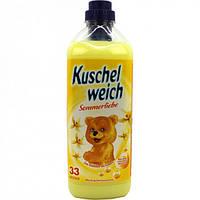 Kuschelweich Летняя любовь ополаскиватель для белья (33 стирки), 990 мл