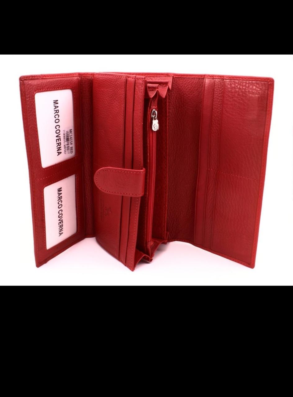 3dc8089e2d5e Женские кошелек на магнитах с блоком для карточек красный: продажа ...