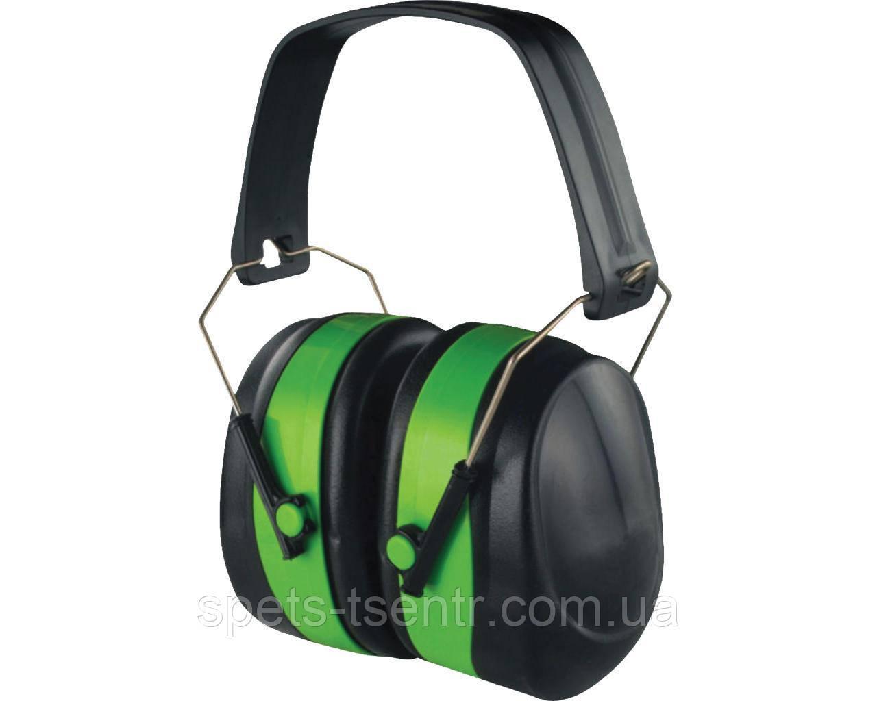 Наушники с шумоподавлением SNR 32 dB складные усиленный мягкий наголовник