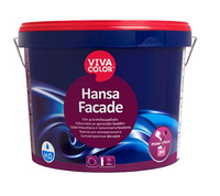 Viva Color Hansa Facade LА 9 л Матовая фасадная водно-дисперсионная краска