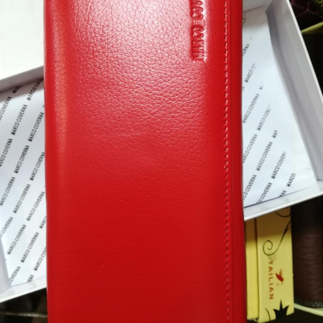85d61fe04cef Женские Кошелек на Магнитах с Блоком для Карточек Красный — в ...