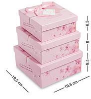 Набор из 3 подарочных коробок WG-02A
