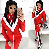 Женский спортивный костюм / двунитка, бархат / Украина 24-1221, фото 5
