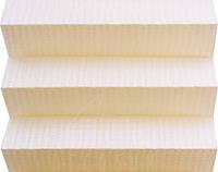 Жалюзи плиссе, шторы плиссе Nile цвета в ассортименте, система Cosimo