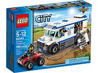 LEGO Автомобиль для перевозки заключенных (60043)
