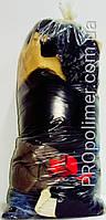 Мешки полиэтиленовые 55х120см, 50мкм. герметичный пакет для товаров, вещей и одежды, габаритных товаров, фото 1