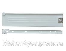 Метабокс 86х400 мм. білого кольору