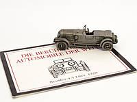 Модель автомобиля, Bentley, миниатюра, олово, Franklin Mint, Малайзия , фото 1