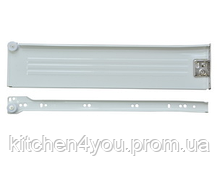 Метабокс 86х500 мм. білого кольору