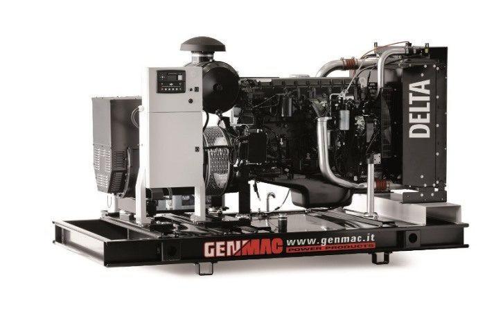 Трехфазный дизельный генератор Genmac Delta G400 IO (352 кВт)